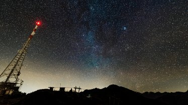 Sternenhimmel am Venet, © Tvb Tirol West/ Georg Walterskirchen