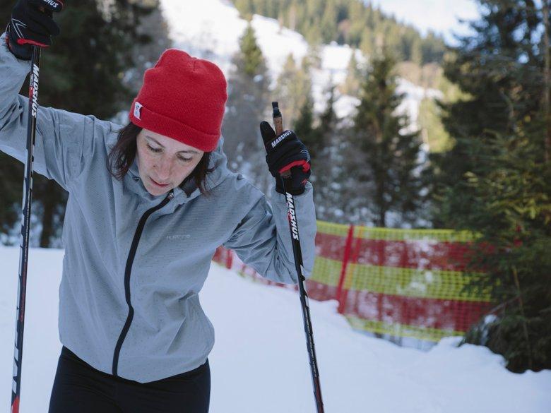 Unsere Autorin hat in Bad Häring ein Fasten- mit einem Wintersportprogramm kombiniert.