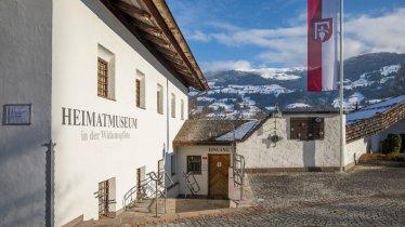 Museum in der Widumspfiste Fügen, © Tirol Werbung/Michael Grössinger