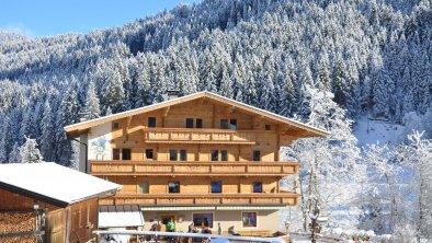 Gasthaus Steinberg Winter 1