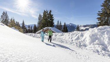 Winterwandern in der Wildschönau, © Wildschönau Tourismus/ shoot&style