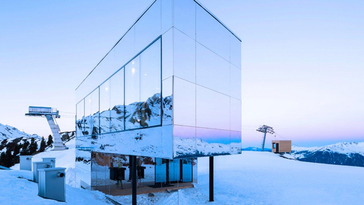 Kristallhütte in Hochzillertal, © Gruppe Schultz