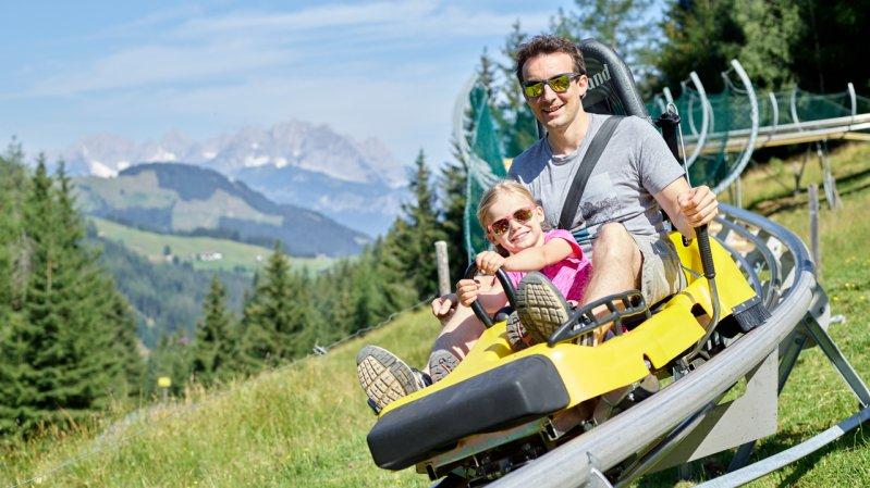 Timoks Alpine Coaster, © fieberbrunn.com