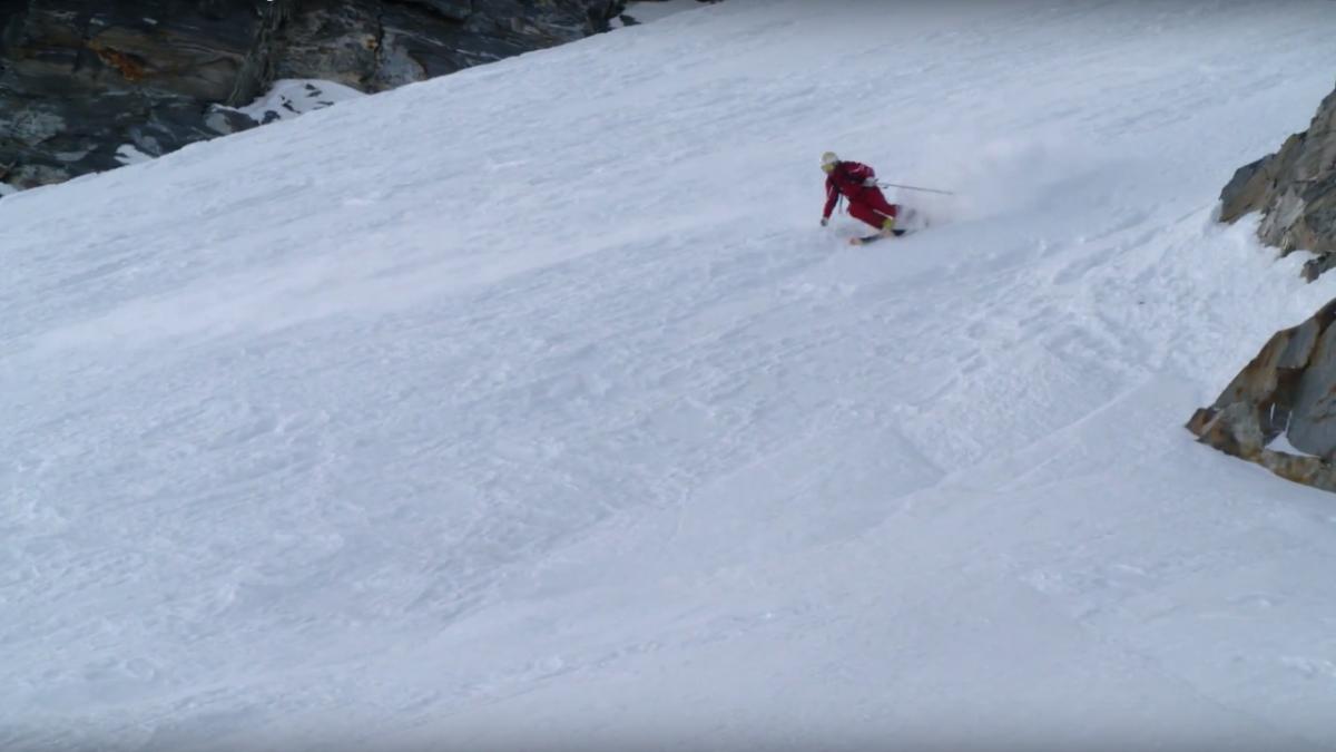 Skifahren lernen: Steilhänge fahren | Skikurs online, © Tirol Werbung