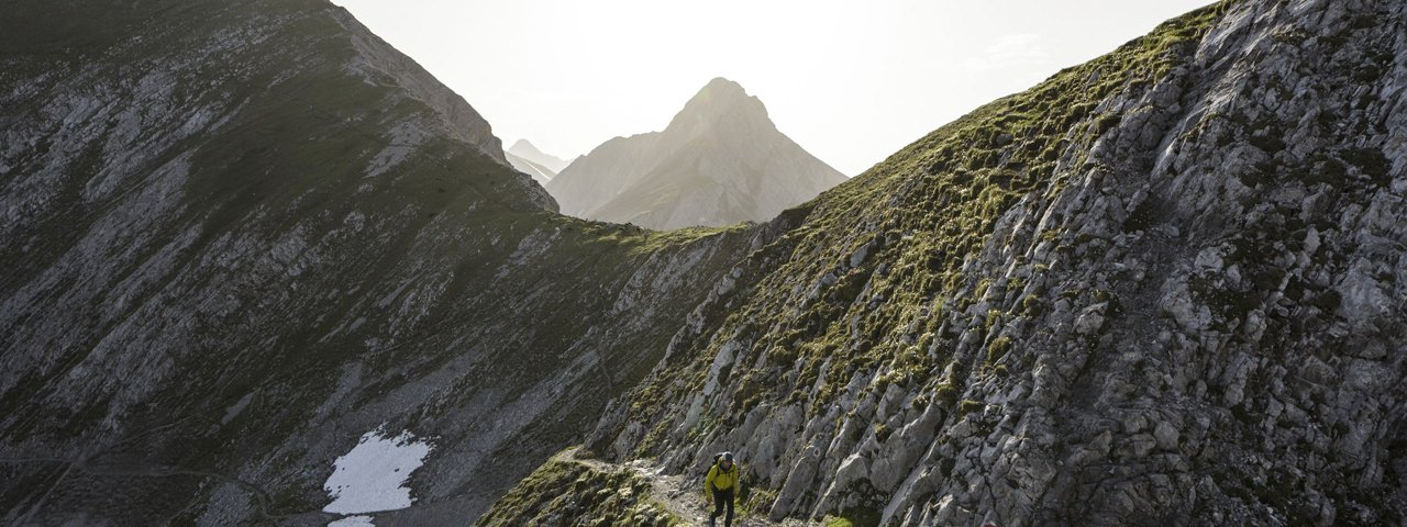 Wandern in Innsbruck und Umgebung: Goetheweg, © Tirol Werbung / Schels Sebastian
