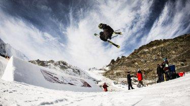 Snowpark Kaunertal, © Christoph Schoech