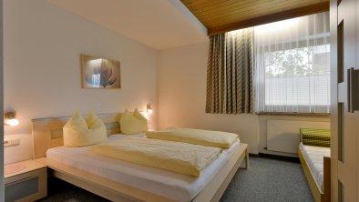 Appartement Hochzillertal Schlafzimmer1