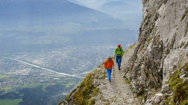 Goetheweg mit Blick auf Innsbruck, © Tirol Werbung/Hans Herbig
