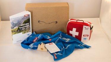 Adlerweg-Starterpaket groß, © Tirol Werbung