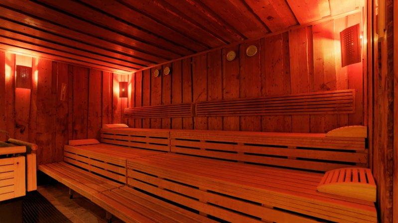 Sauna im Wellnesspark, © Wellnesspark Arlberg Stanzertal