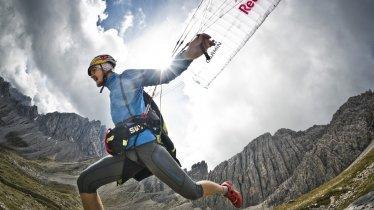 Paragliden ist nur eine von vier Disziplinen, © Mirja Geh/Red Bull Content Pool