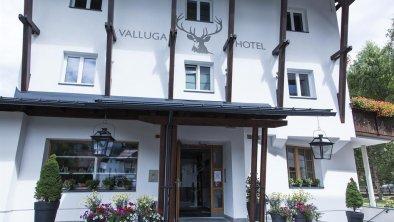 Sommer Außen Valluga Hotel