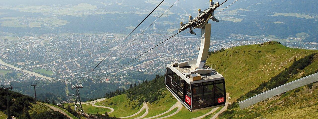 Innsbrucker Nordkettenbahnen, © Nordkette Innsbruck
