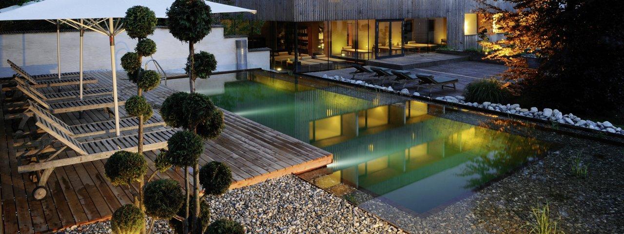Hotel Hinteregger Pool Sommer, © Hotel Hinteregger