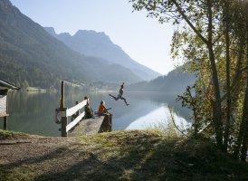 Tirol für Wasserratten, © Tirol Werbung/Jens Schwarz
