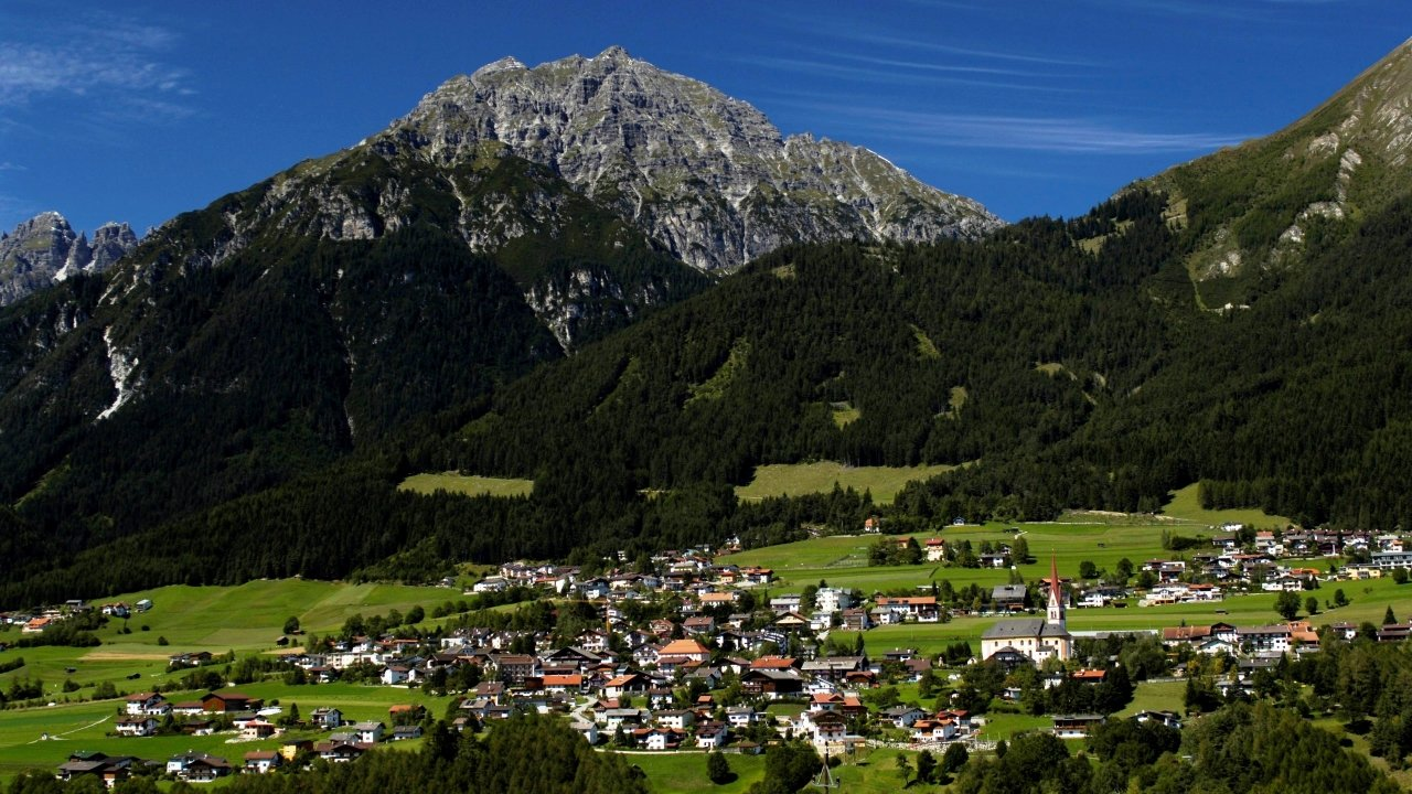 Telfes im Stubaital im Sommer, © Stubai Tirol