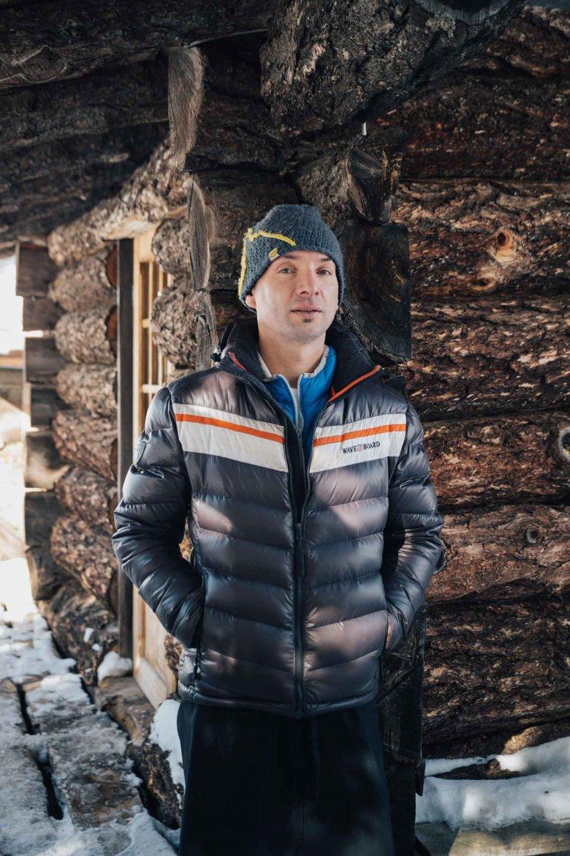 Hüttenwirt Luis Nagele
