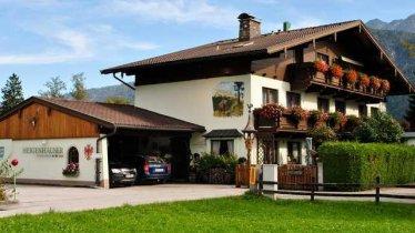 Hausansicht Sommer, © Pension Gästehaus Heigenhauser