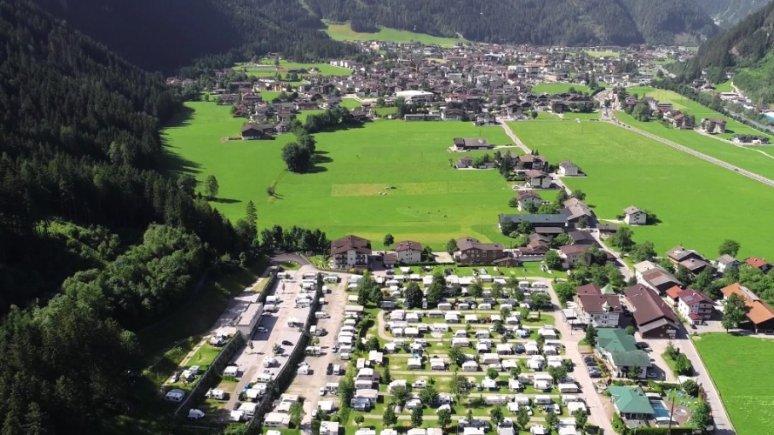 , © Camping Mayrhofen