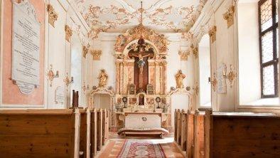 Kapelle im Schloss Matzen, © Alpbachtal Tourismus