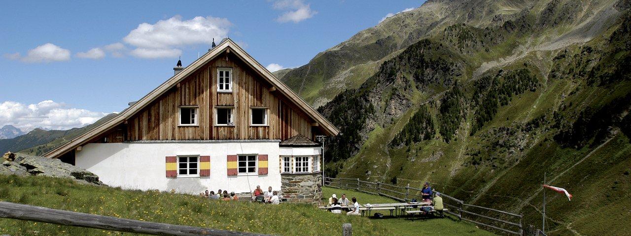 Potsdamer Hütte, © Innsbruck Tourismus/Ascher