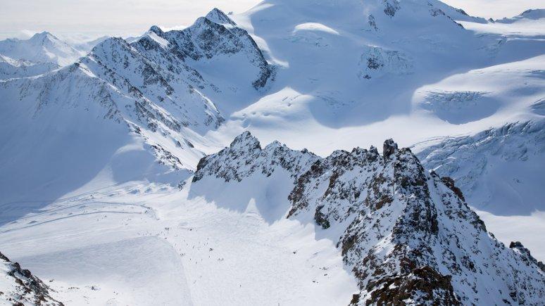 Pitztaler Gletscherskigebiet, © Tirol Werbung/W9 STUDIOS