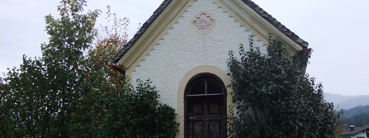 Kapelle bei Kössen, © Tirol Werbung/Vivalpin