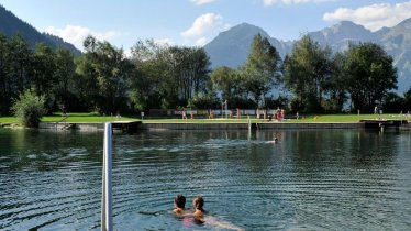 Badesee Schlitters, © Erste Ferienregion im Zillertal