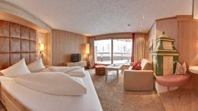 Komfort-DZ Rot Flüh, © Hotel Lumberger Hof