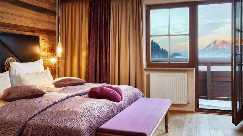 Zimmer im Ayurveda Resort Sonnhof, © Ayurveda Resort Sonnhof