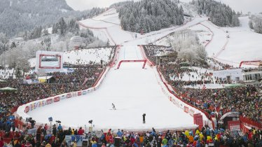 Hahnenkammrennen in Kitzbühel, © Tirol Werbung/Jens Schwarz