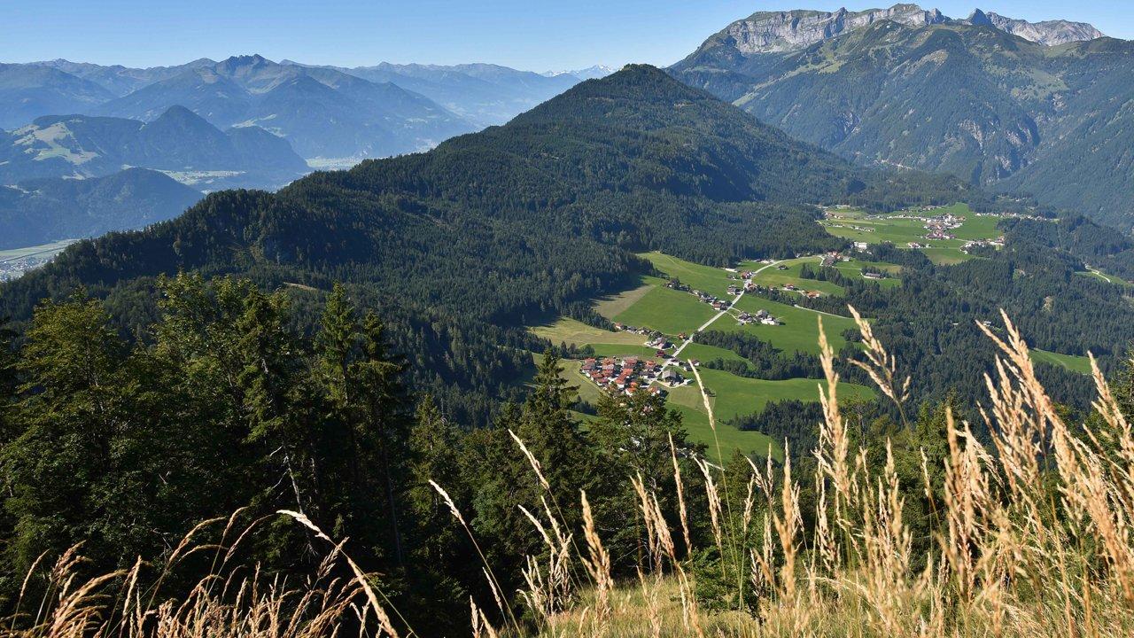 Brandenberg im Sommer, © Alpbachtal Tourismus / G. Griessenboeck