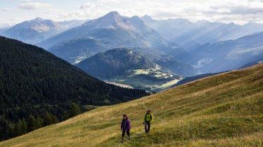 Zwischen Labaunalm und Gipfel, © TVB Tiroler Oberland-Nauders / Daniel Zangerl