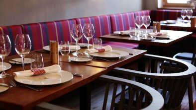 Restaurant - Valluga Hotel