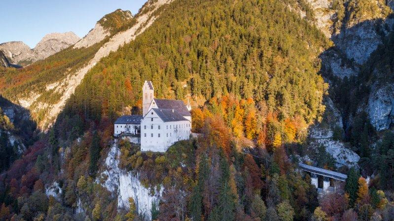 St. Georgenberg, © Silberregion Karwendel