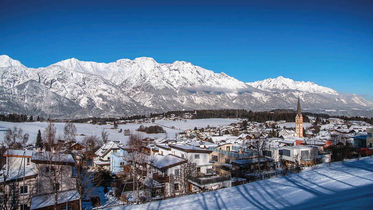 Rinn im Winter, © Innsbruck Tourismus / Danijel Jovanovic