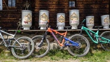 Mountainbiketouren zu Almen, © Tirol Werbung / Neusser Peter