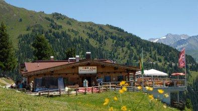 Unsere Schmankerlhütte in der Zillertal Arena, © Jara photo