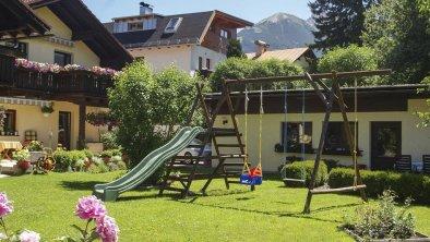 Haus Steinröschen Spielplatz Seefeld in Tirol
