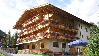 Gasthaus Steinberg Terrasse Sommer