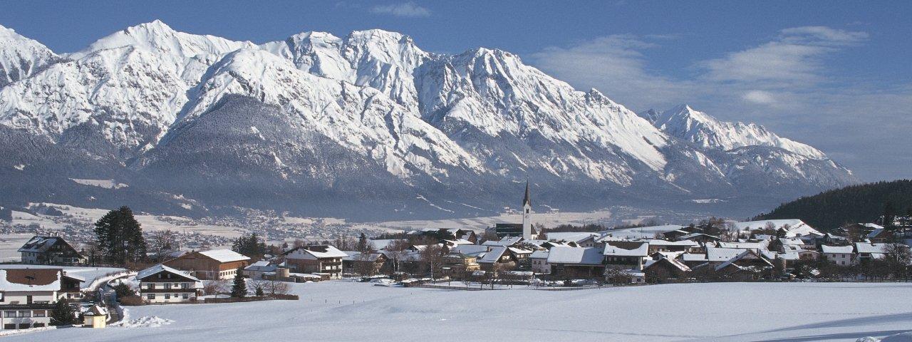Aldrans im Winter, © Innsbruck Tourismus/Irene Ascher