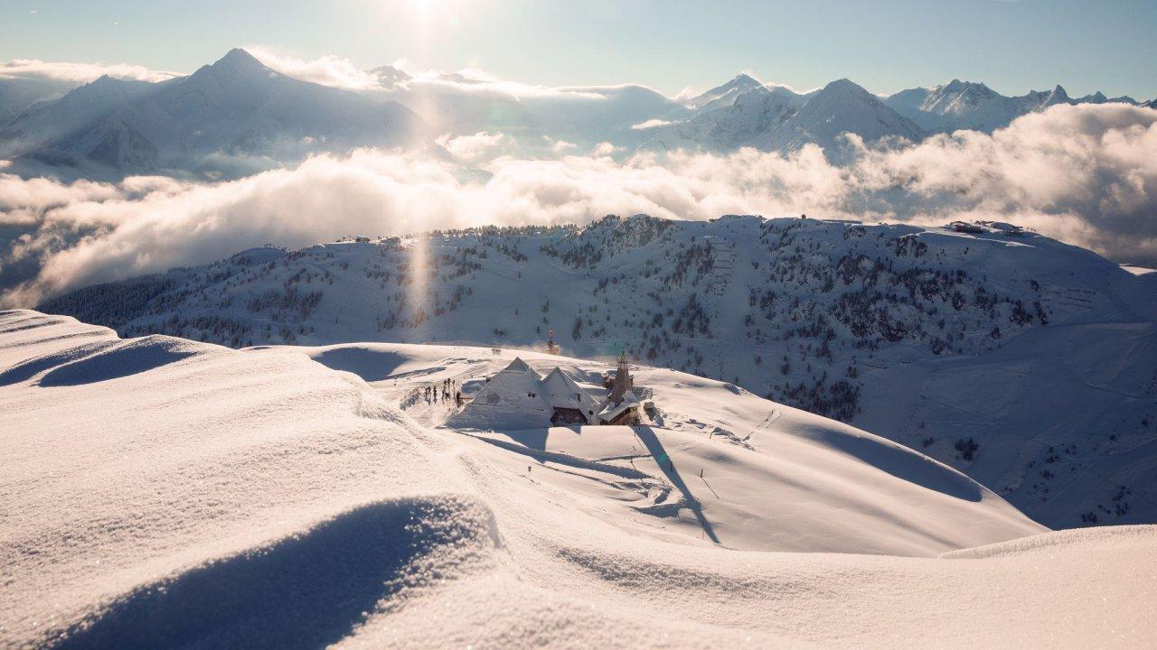 Schneekarhütte im Skigebiet Mayrhofen, © Tom Klocker / Schneekarhütte