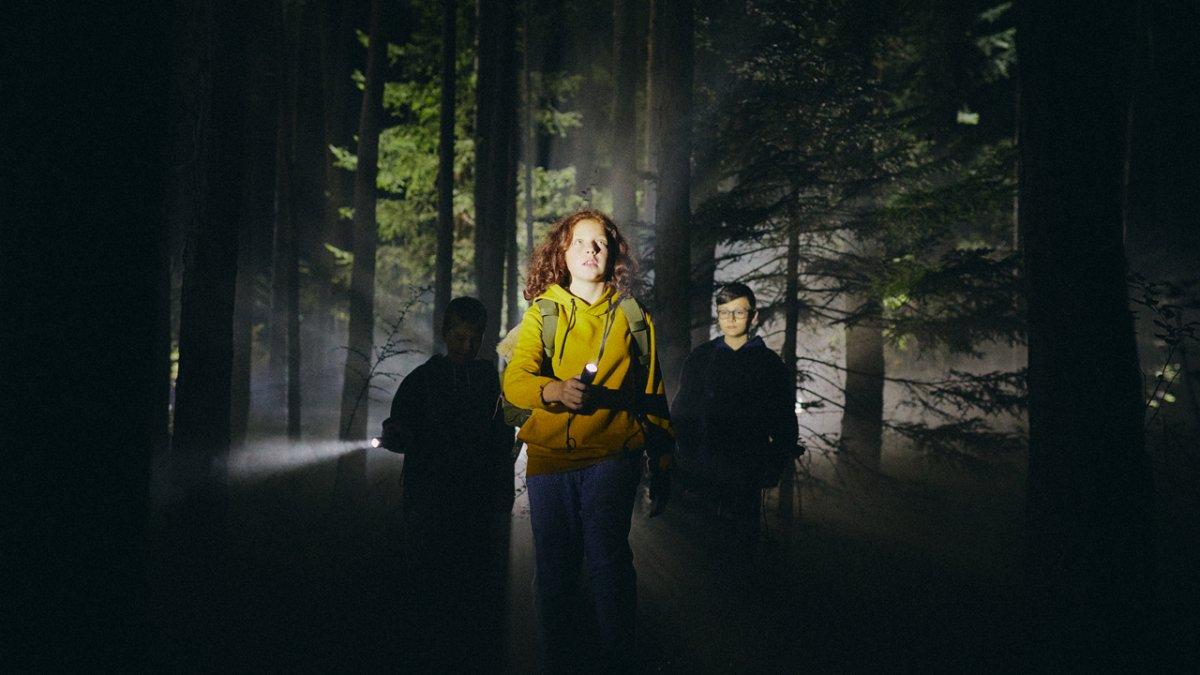 Die Nachtwanderung. , © Tirol Werbung / Ramon Haindl