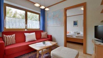 Appartment 2 Wohnzimmer
