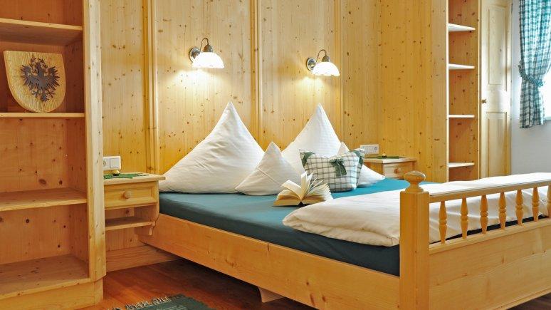 Appartment Maurer, Schlafzimmer, © Appartement Maurer