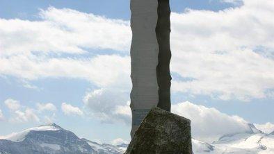 Gipfelkreuz am Ramsjoch