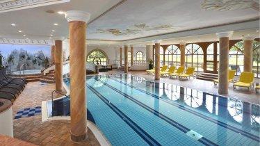 Hotel Residenz Hochland Seefeld Tirol Hallenbad 02