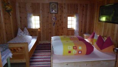 Schlafzimmer Richtung- Kapelle