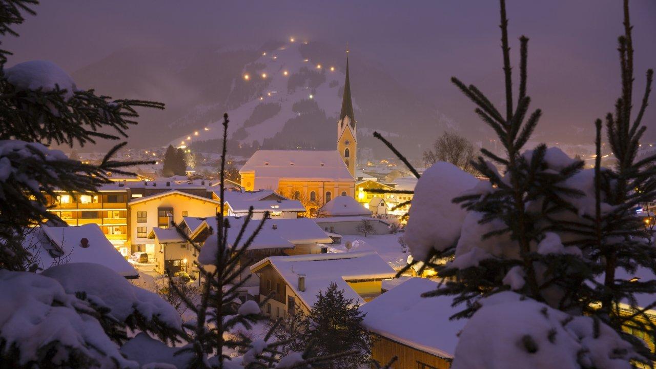 Kössen im Winter, © Bernhard Bergmann