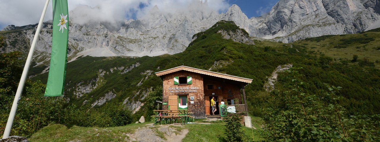 Ackerlhütte, © Ackerlhütte